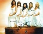 Madeline Smith & Kate O'Mara (Hammer Horror) - Genuine Signed Autograph (1)